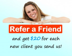 Sell Strips and Refer a Friend