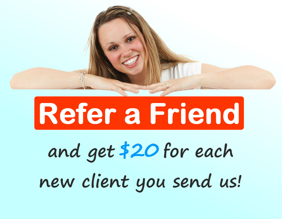 Refer a friend to Test Strip Search and get cash!