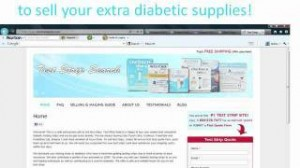 How to Sell Diabetic Testing Strips