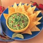 Guacamole Dip For Diabetics
