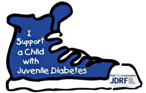 We support JDRF