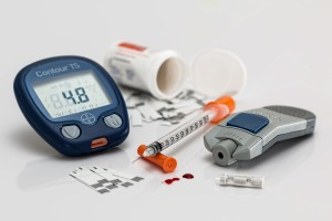 Using expired diabetic test strips